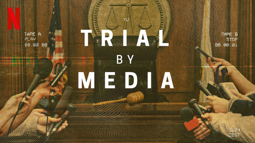 poster for trial by media
